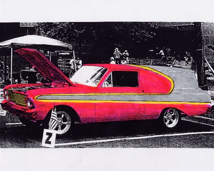 1965 Falcon sedan delivery