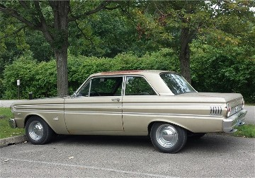 1964 Falcon Tudor