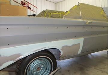 1964 Falcon convertible