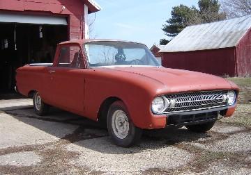 1963 Falcon Ranchero