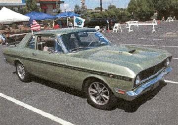 1968 Falcon Sedan 2 door