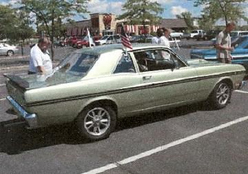 1968 Falcon Sedan 2 dr