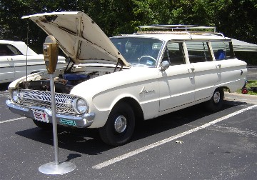 1961 Falcon station wagon